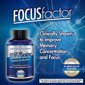 focus factor concentration